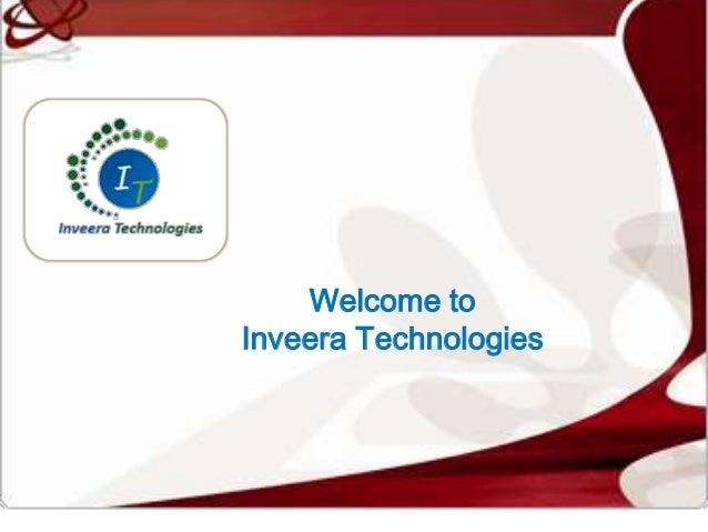 Welcome toInveera Technologies