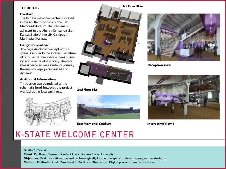 The Stadium Isadjacent To Alumni Center On TheKansas State University Campus InManhattan KansasDesign Inspiration