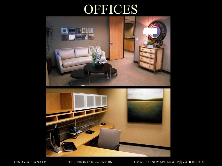 OFFICES ...