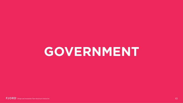 GOVERNMENT 63
