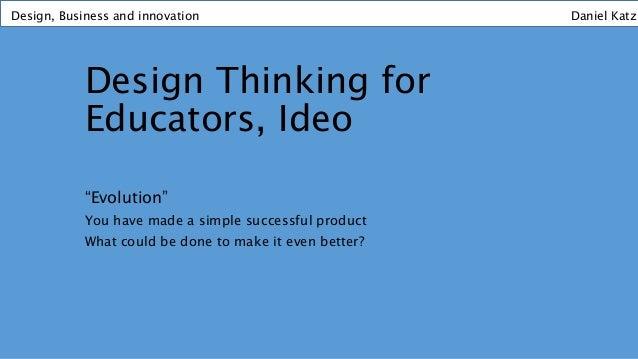 Designthinkingforeducators Com Design Thinking