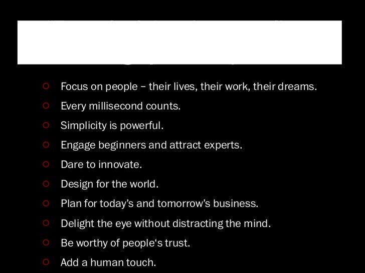 Facebook Design Principles          Universal.          Human.          Clean.          Consistent.          Useful.      ...