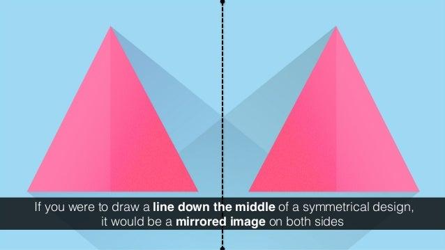 design principles symmetrical balance