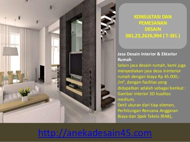 Design Rumah Minimalis Interior Ruang Tamu Kecil Minimalis Interior