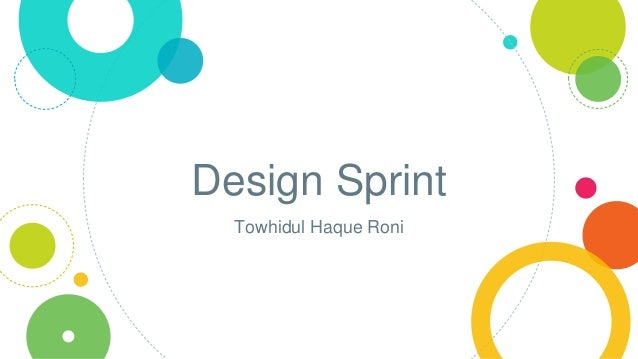 Design Sprint Towhidul Haque Roni
