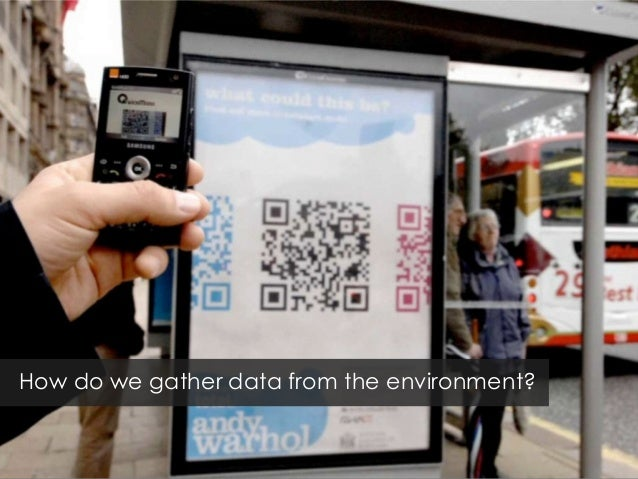 How does the environment gather information about citizens?