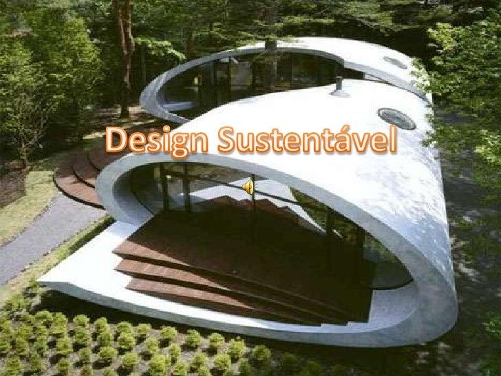 Design Sustentável<br />