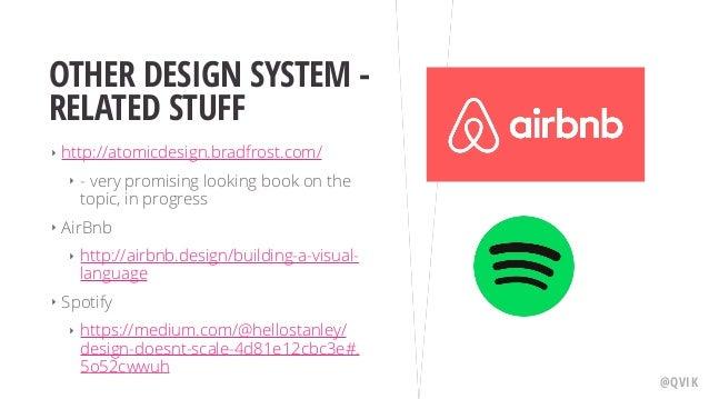 Airbnbs Design Language Syst - Biosciencenutra
