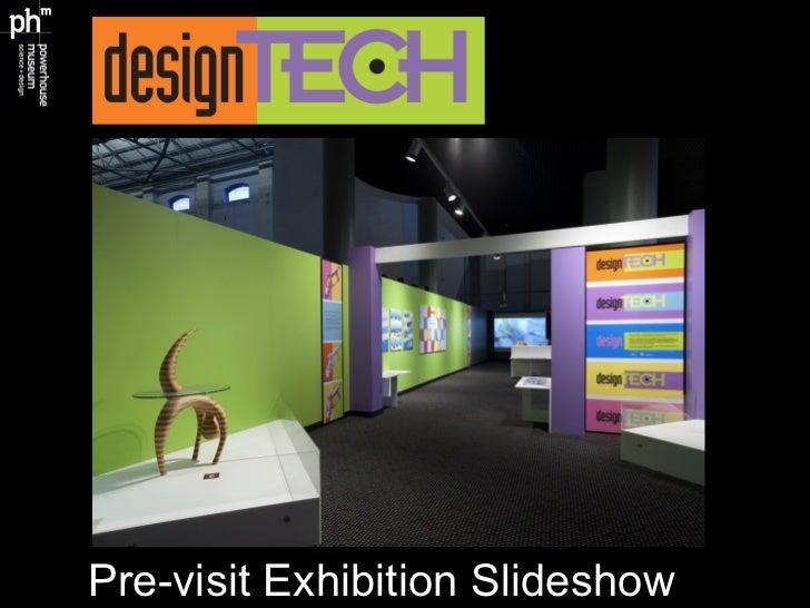 Pre-visit Exhibition Slideshow