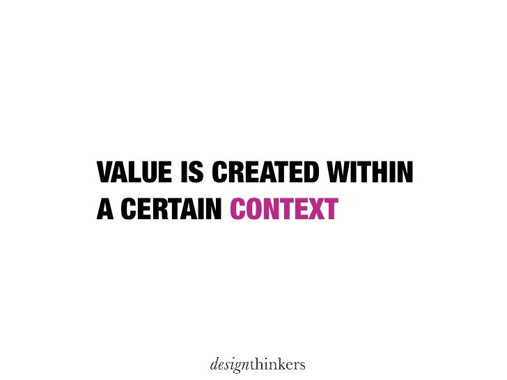 NEW PARADIGM: 'PRODUCTS AND SERVICESARE ENABLERS FOR THE CO-CREATION OFVALUE'THIS IS SERVICE DOMINANT LOGICVargo & Lusch 2...