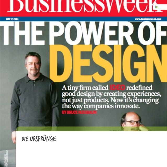 Der Design Thinker hat ein T-Profile Echte Expertise + Teamfähigkeit + Interesse und Erfahrungen aus anderen Bereichen