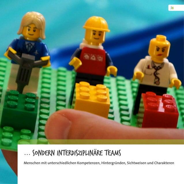 Eine Heimat für das Team Ein Ort, an dem ein Team für die gesamte Projektdauer arbeiten kann
