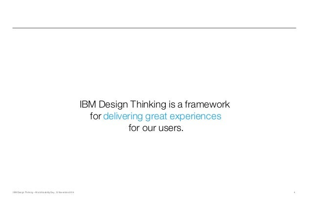 business design thinking 2014 Published online:7 mar 2014   design  thinking is an iterative, exploratory process involving visualizing, experimenting,.