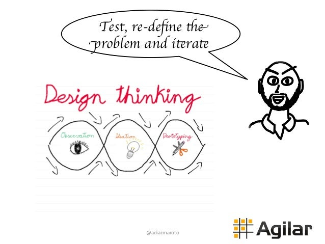 Expanding an Agile Culture in organisations with Design thinking