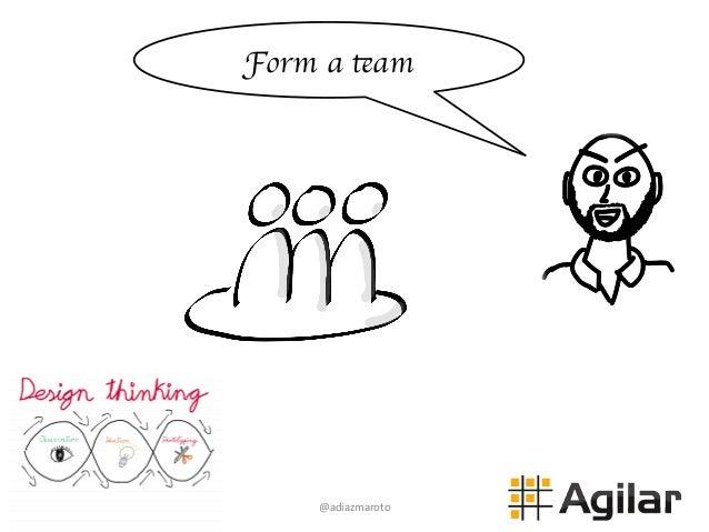 @adiazmaroto   Form a team