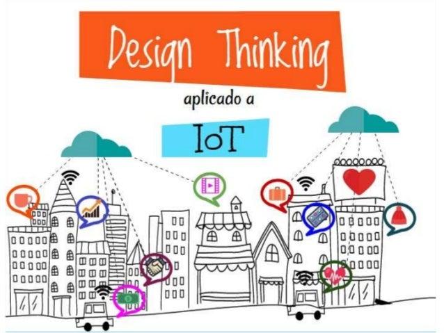 Design Thinking aplicado a IoT