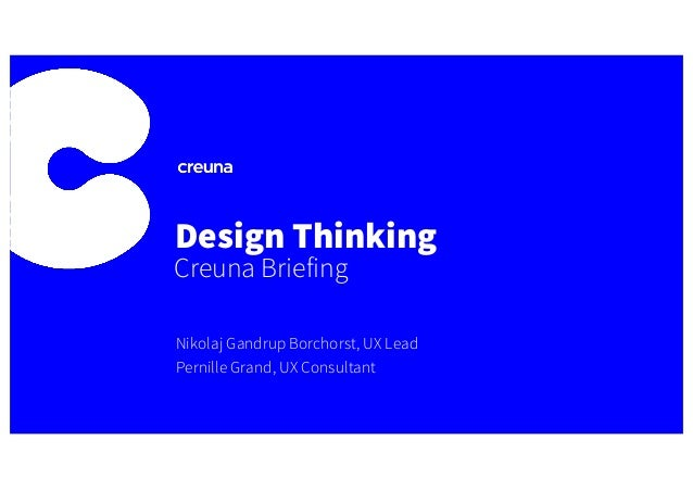 Get started with design thinking for Design thinking consulting