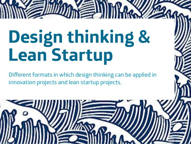 Área Company Name 1 3 hour workshop When: What ways are there to solve problem X? ! Design thinking & Lean Startup Differe...