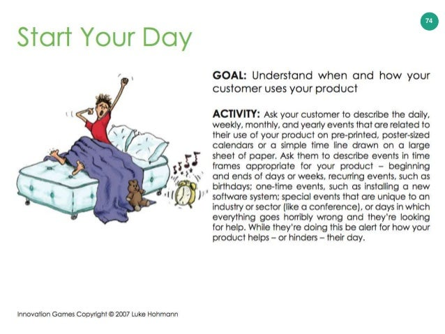  Solve business problems  Understand your customers needs  Increase empathy for your customers' experience  Deliver th...