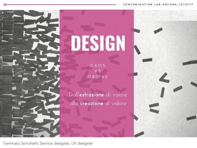 Design thinking_introduzione al metodo Slide 3