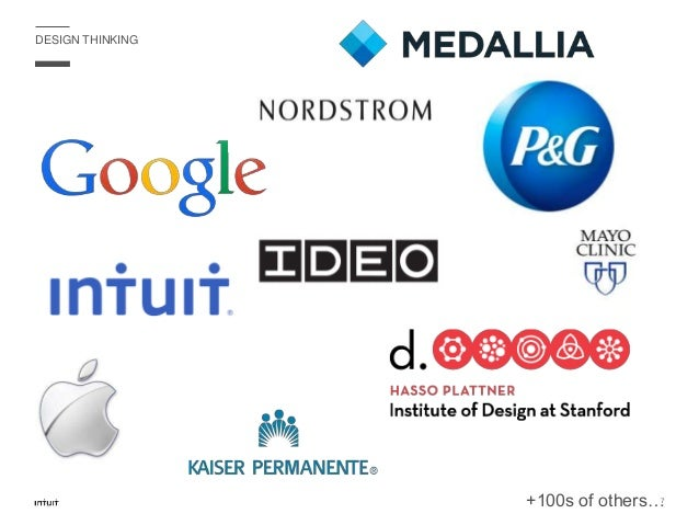 7 DESIGN THINKING +100s of others…
