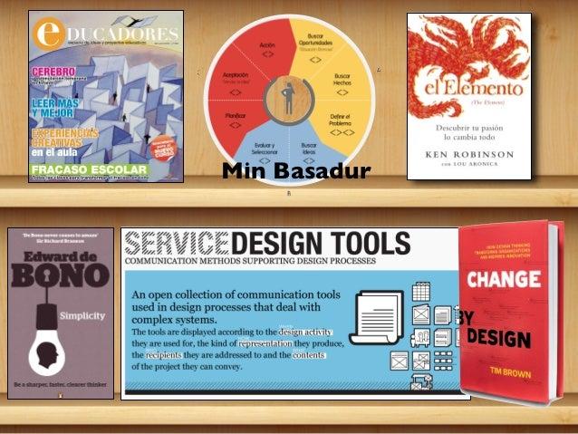 Design thinking en educación. Creatividad con alumnos y profesores Slide 3