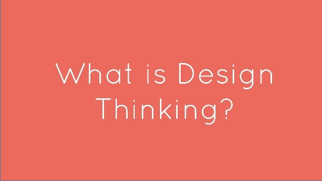 IDEO Design Thinking | IDEO | Design Thinking