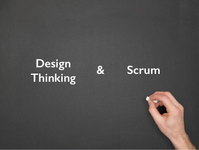 Design Thinking Scrum&