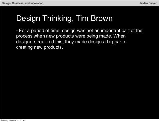 Design thinking, tim brown pdf
