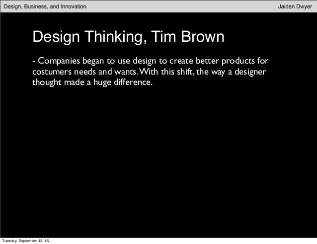 Design thinking, tim brown pdf Slide 3