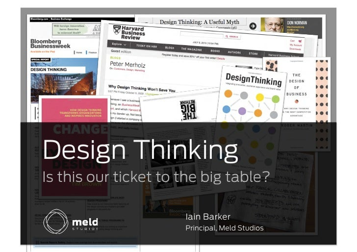 Design thinking (ux australia)