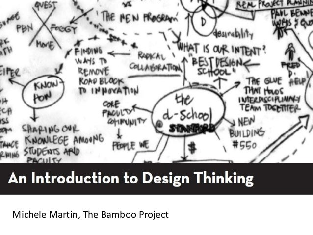 Intro to Design Thinking for Youth Development Practitioners