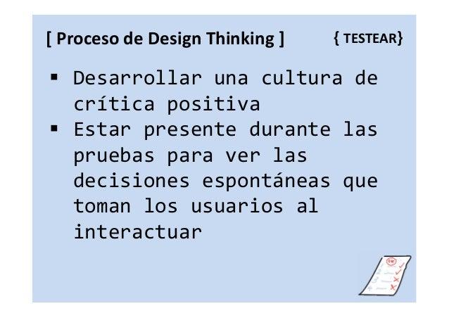 DESIGN THINKING EN DESARROLLO DE SOFTWARE http://www.flickr.com/photos/misterbenben/4277993087/