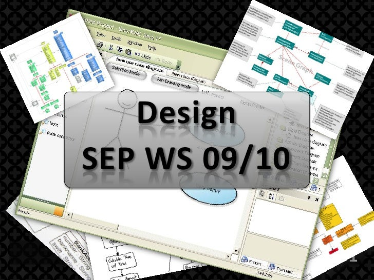 Design SEP WS 09/10