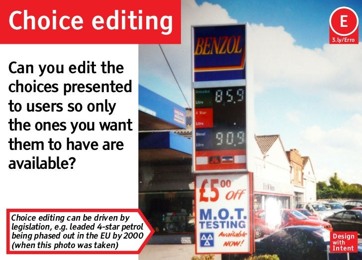 Choice editing                            Ep                                          E                                   ...