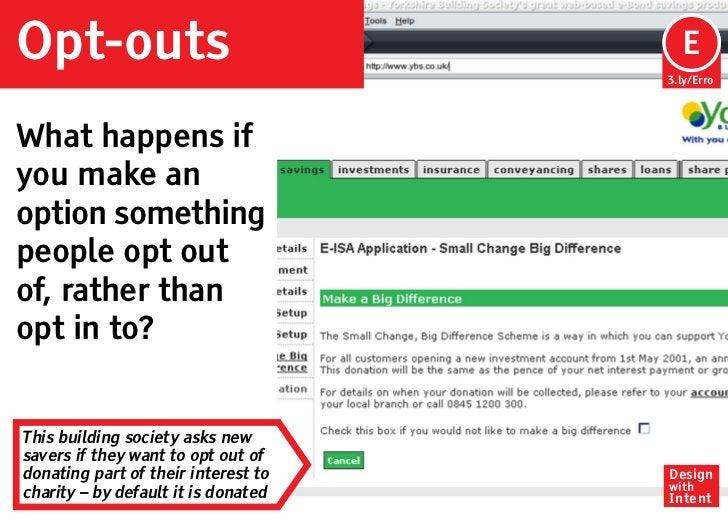 Opt-outs                              Ep                                      E                                     3.ly/E...
