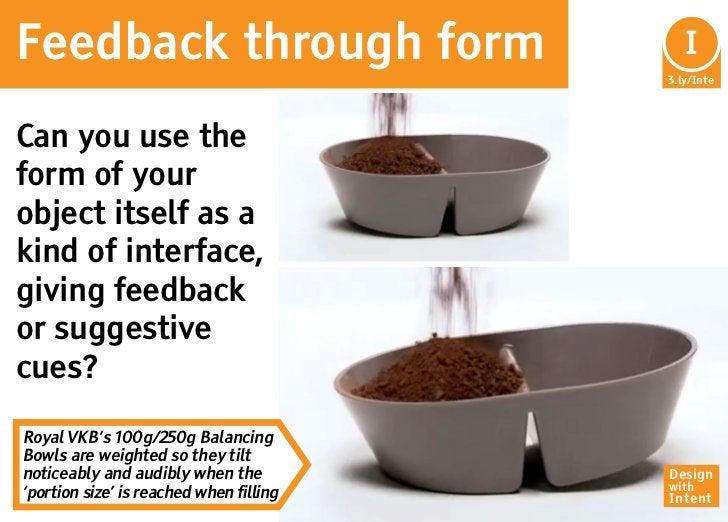 Feedback through form                     In                                           I                                  ...