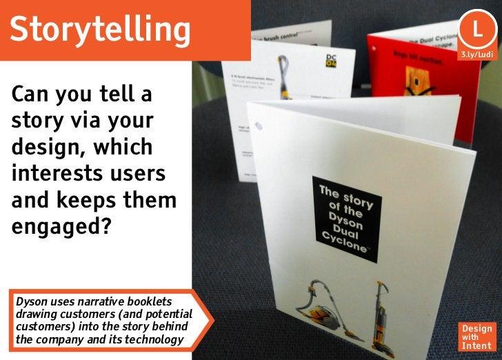 Storytelling                        Lu                                     L                                   3.ly/LudiCa...