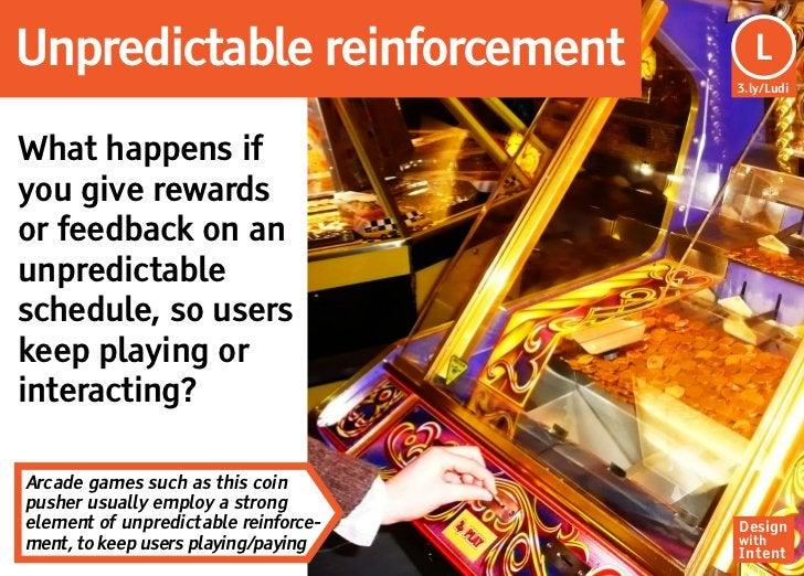 Unpredictable reinforcement            Lu                                        L                                      3....