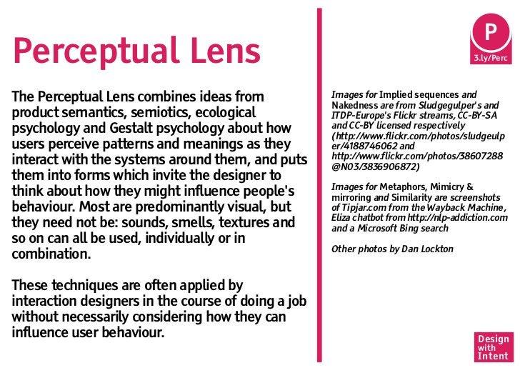 Pe                                                                                        PPerceptual Lens                ...