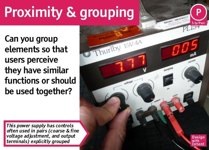 Proximity & grouping                  Pe                                      P                                     3.ly/P...