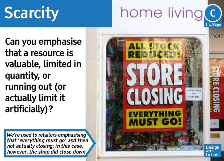 Scarcity                              Cg                                      C                                      3.ly/...
