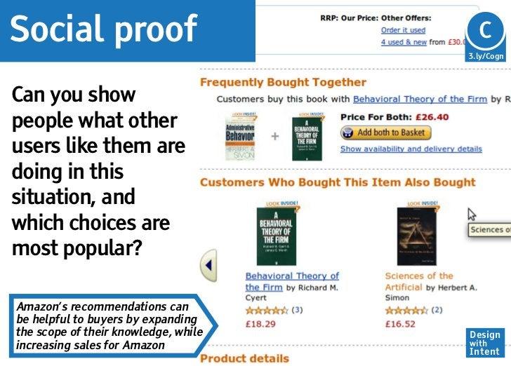 Social proof                          Cg                                      C                                      3.ly/...