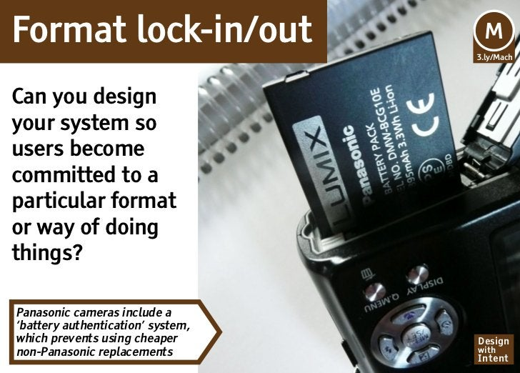 Format lock-in/out                  M                                   3.ly/MachCan you designyour system sousers becomec...