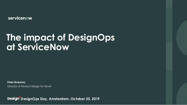 The impact of DesignOps