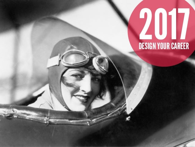 2017DESIGN YOUR CAREER