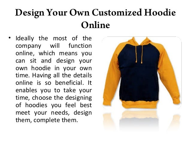 Design Your Own Customized Hoodie Online ... b0e2cbe09557