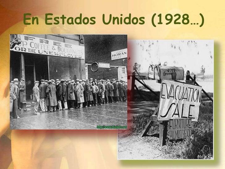 En Estados Unidos (1928…)