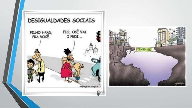 desigualdade social na relações de trabalho