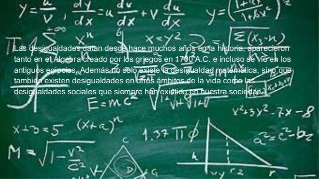 Desigualdades y sus propiedades Slide 3